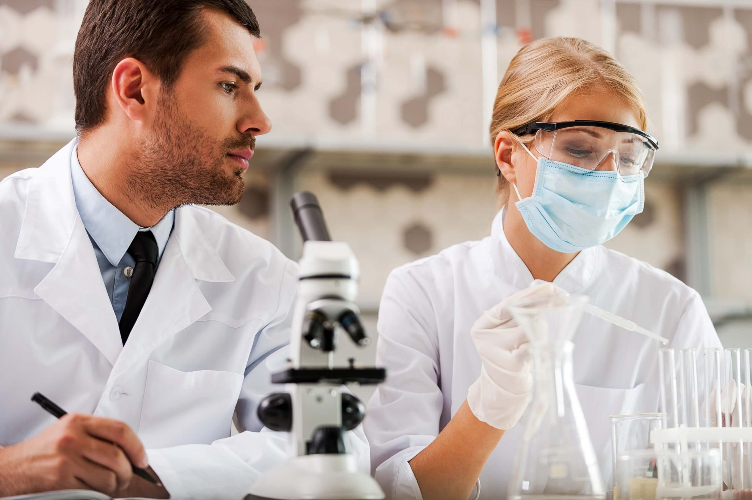 LabQ Makes Headway In Their New Clinical Trial Departments.